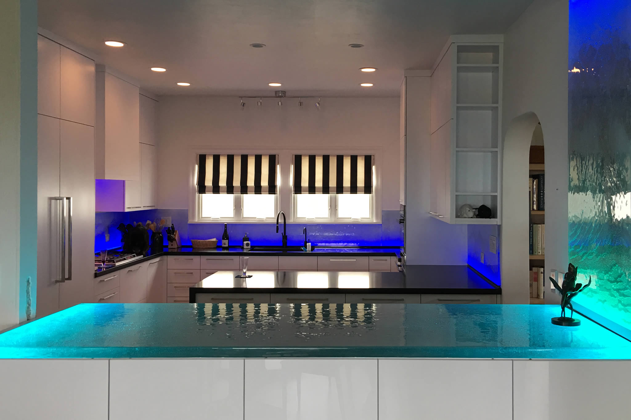 Thick Glass Designs Experience Glass San Diego California