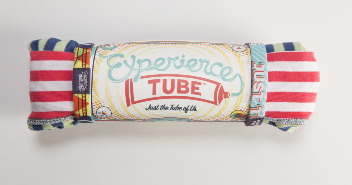 Experience Tube The best way to communicate, by Meow Wolf