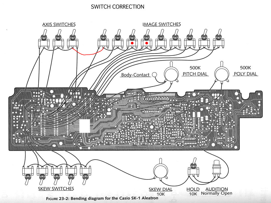 index of diy schematics circuit bending and modifications