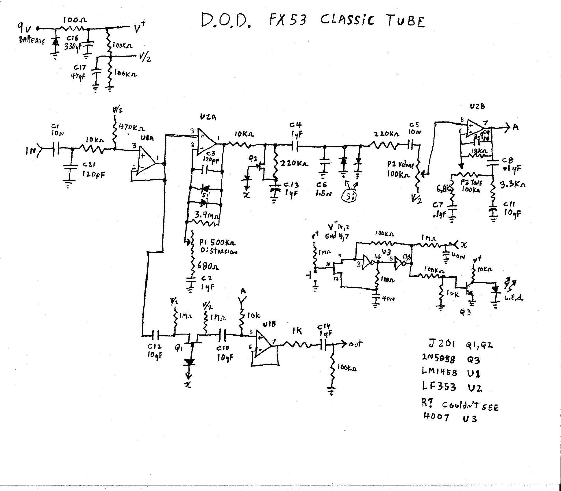 dod fx 53 wiring diagram