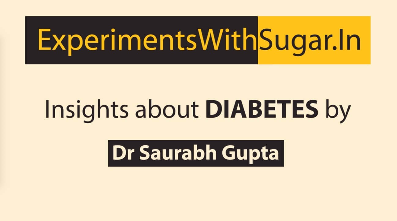 Interview of Dr Saurabh Gupta