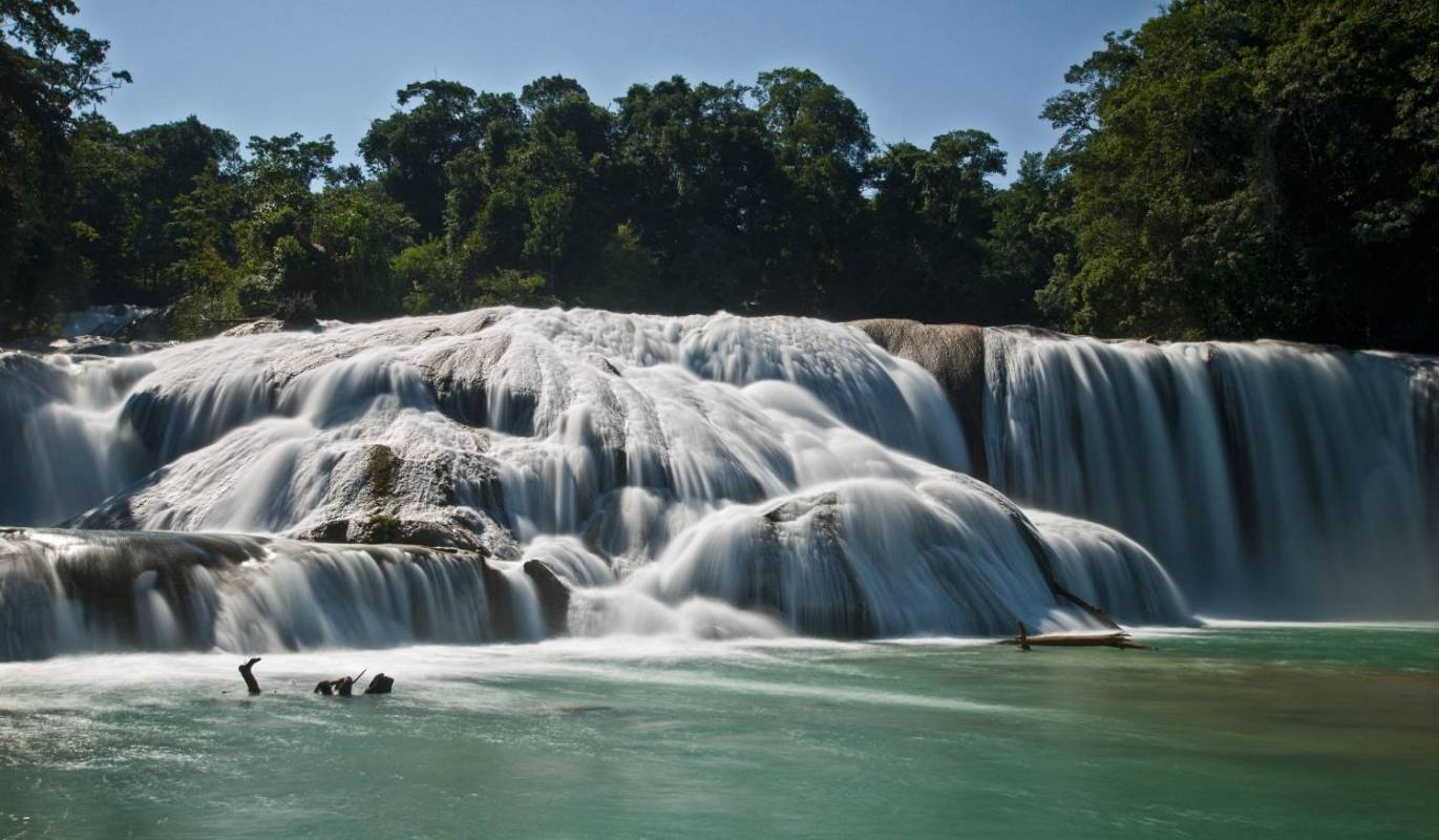 Niagara Falls Waterfall Wallpaper 5 Days In The Nature Of Chiapas Mexico Experitour Com