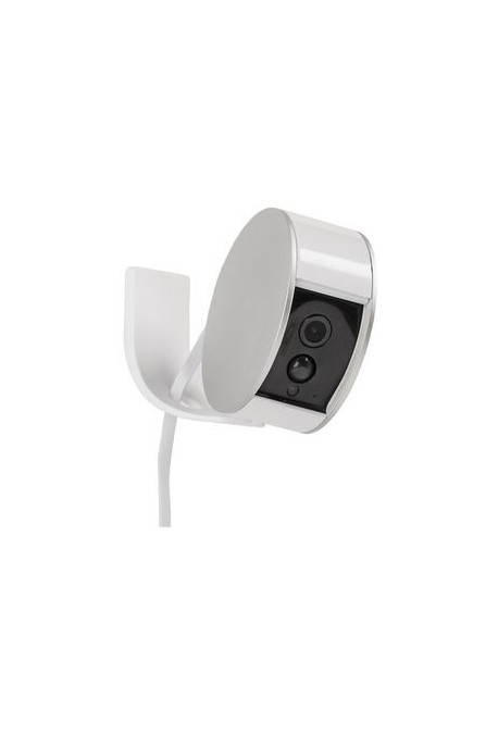 Camera Surveillance Exterieur Rotative Somfy Support Pour Caméra Indoor (so 2401496) - Expert