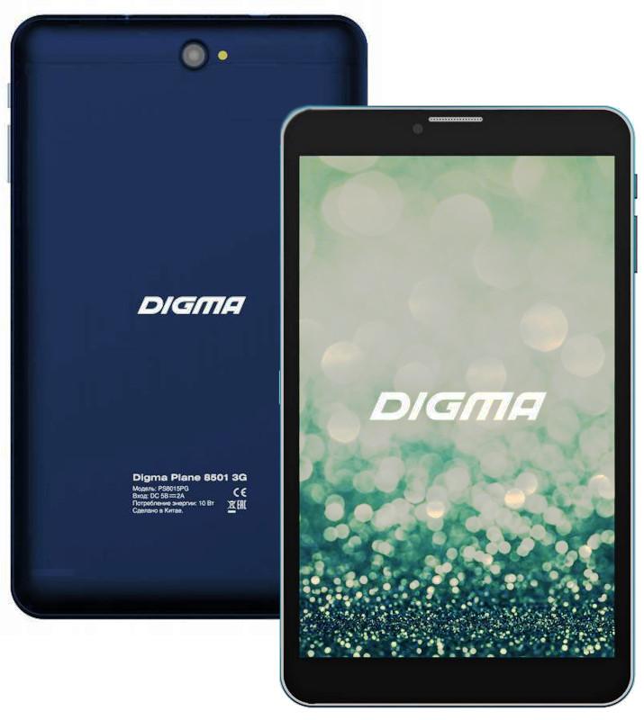 Digma представит 1-ый вмире планшет наОС Tizen 3.0