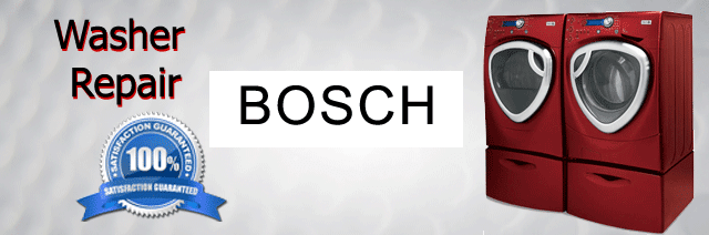 Bosch Washer Repair Pasadena Authorized Service