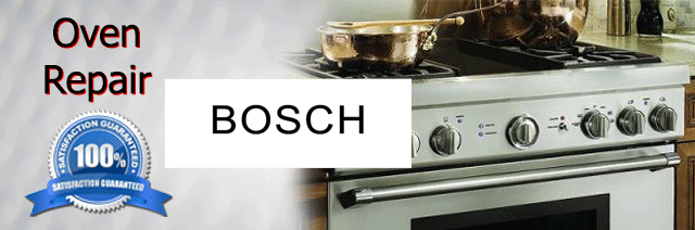 Bosch Oven Repair Pasadena Authorized Service