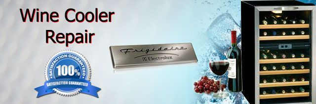 Frigidaire Wine Cooler Repair Pasadena Authorized Service