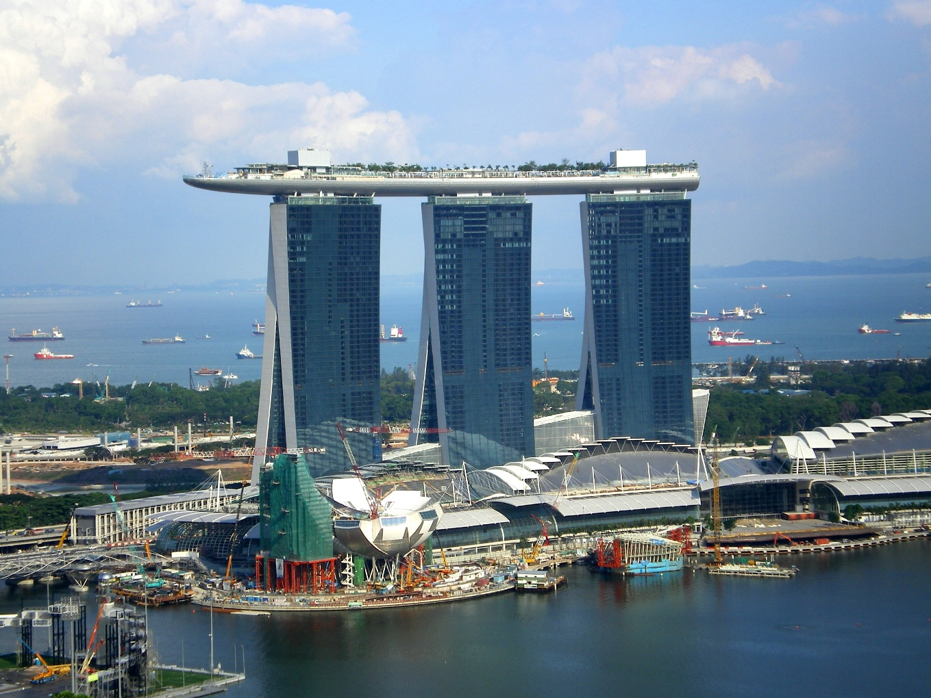 Marina Bay Sands Singapore Marina Bay Sands Marina Bay And Singapore On Pinterest