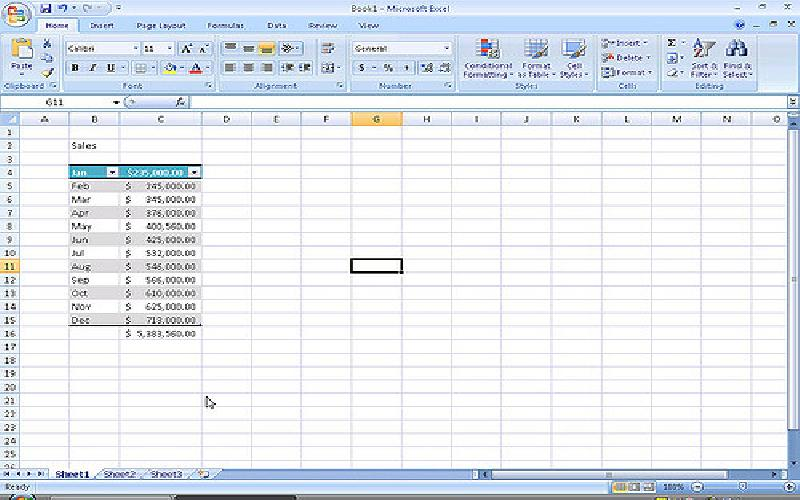 How to use Microsoft Excel for Preparing Financial Reports