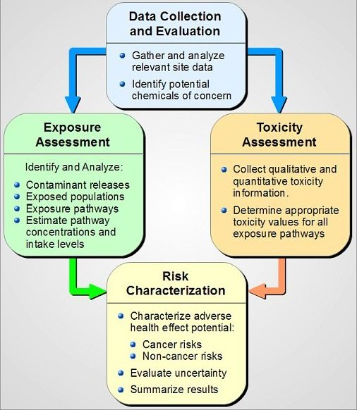 Risk Assessment Toxicology Consultants and Assessment Specialists