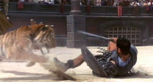 Animal Man Wallpaper Recap Gladiator The Exploder Action Movie Recaps