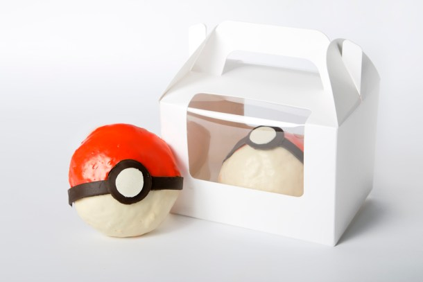FOR TAKEAWAY to bring some pokemon love to your friends and family!