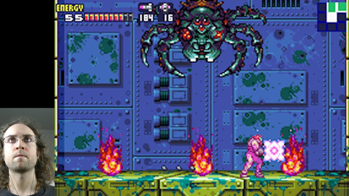 Let's Play Metroid Fusion – Part 10