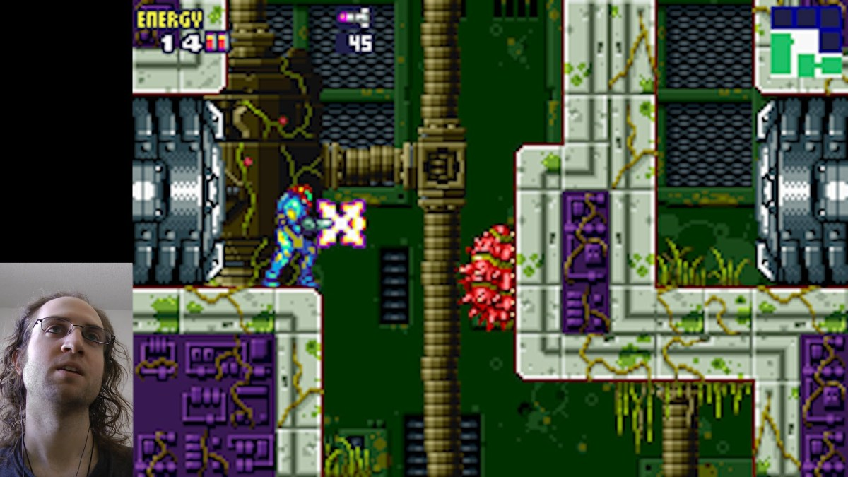 Let's Play Metroid Fusion – Part 3