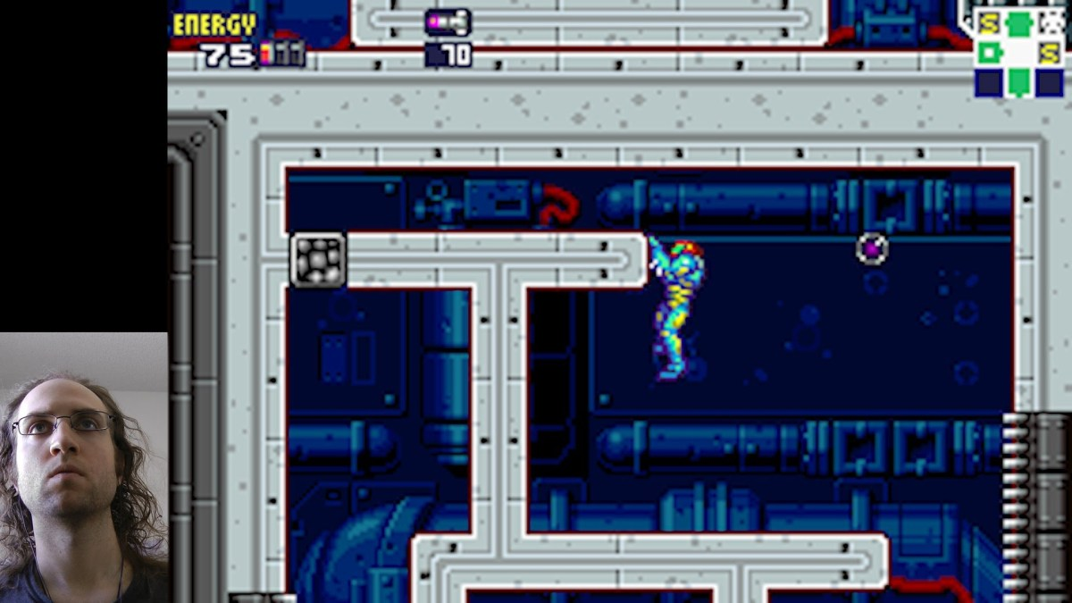 Let's Play Metroid Fusion – Part 4