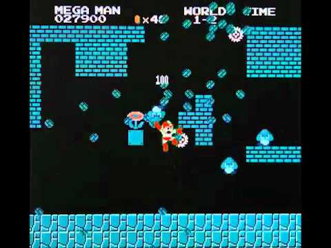 Super Mario Bros. Crossover 2.0 Preview – Metal Blade