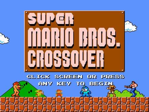 Super Mario Bros. Crossover Version 1.1 Trailer