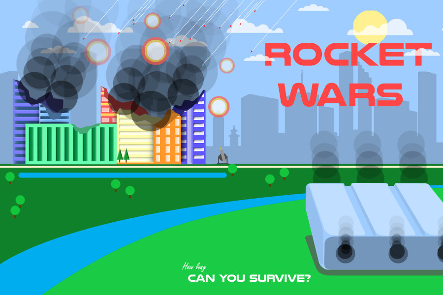 Rocket Wars Released