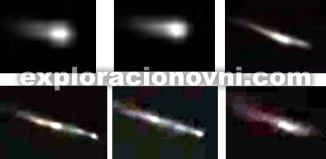 Este viernes 24 de julio (2015) fue reportado en la Polinesia Francesa, Bora Bora y Raiatea un objeto volador luminoso desconocido surcando el cielo.