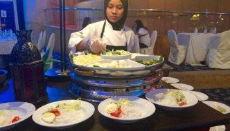 Buffet Ramadhan Felda D'Saji Dewan Perdana Felda – Apabila Masakan Timur Tengah Dan Tradisional Melayu Bertembung