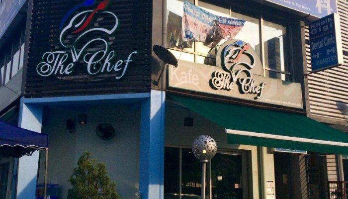 Berbuka Puasa Dengan Mongolian Barbeque di Restoran The Chef Shah Alam