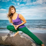 Vajra Tank Top & Maya Pants can be purchased at www.multiversalyoga.org