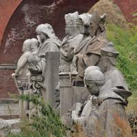 How Far the Mighty Have Fallen: The Victory Avenue Monuments, Spandau – Berlin, Germany