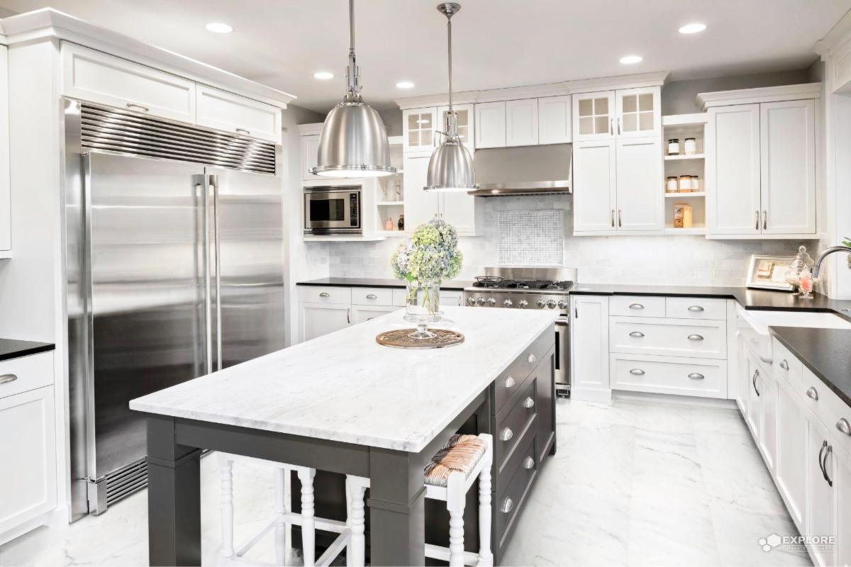 Why We Can T Recommend Porcelain Countertops Explore Kitchens