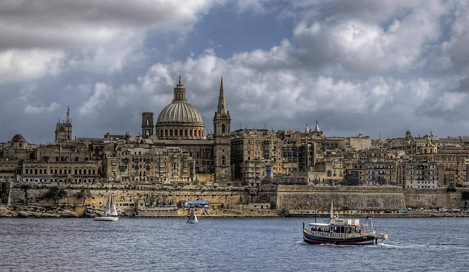 Google Desktop Wallpaper Hd Valletta Malta Explore Mediterranean