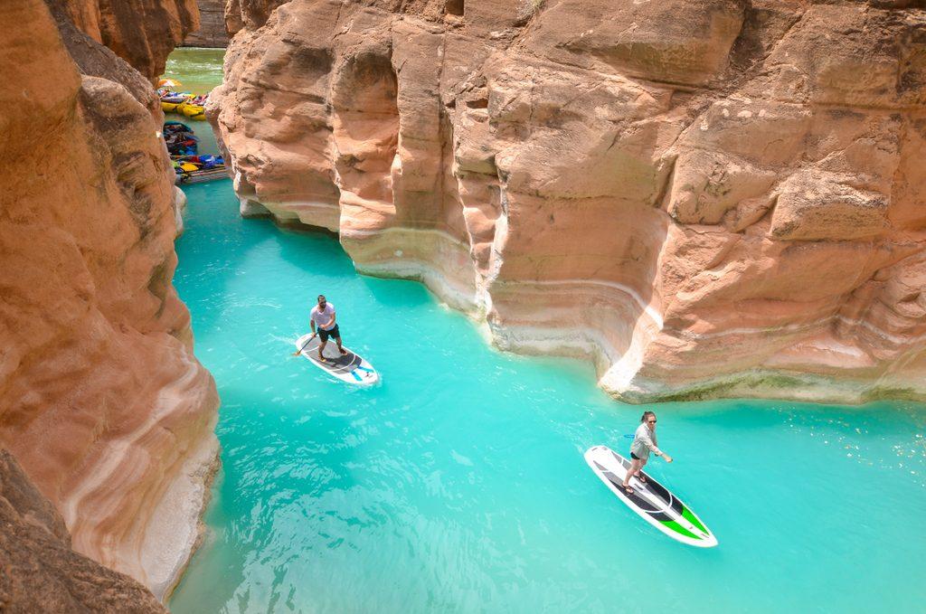 Havasu Falls Wallpaper Paddle Boarding Sup In The Grand Canyon Explore Sup