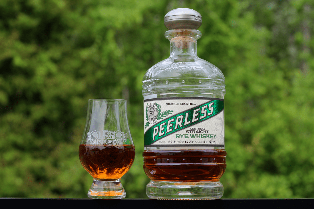 Pepper Finance Reviews Peerless Rye Whiskey Review