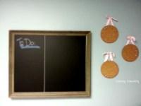 DIY Cork Message Boards {super easy IKEA hack}  Exploring
