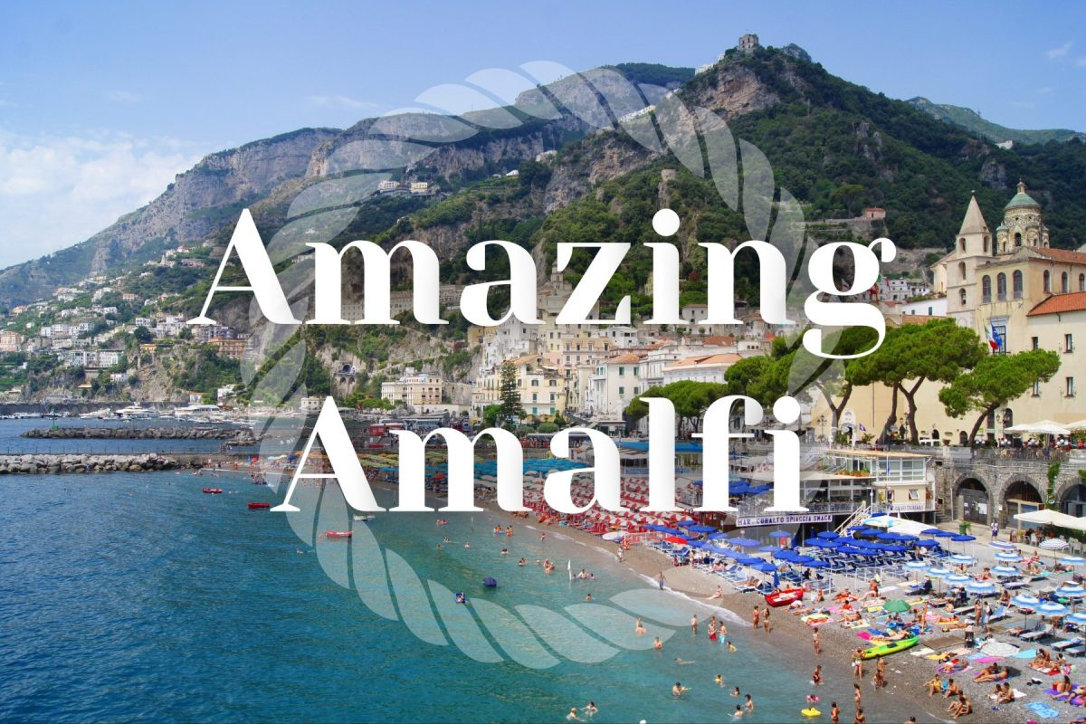 Walking in Dad's Footsteps - The Amalfi Coast