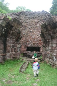 Apple picking time at Hopewell Furnace | Exploring ...