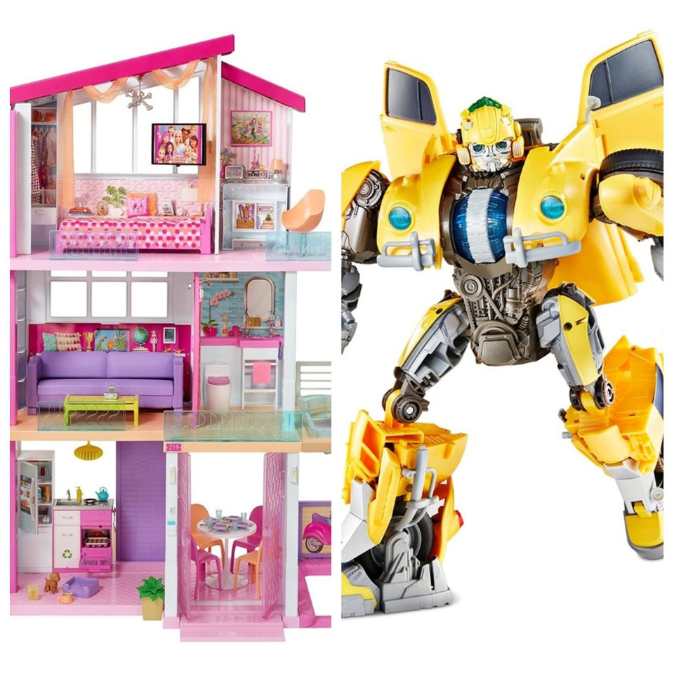 Unicorn Toys Target Target S 2018 Holiday Toy List Transformers Barbie Dreamhouse