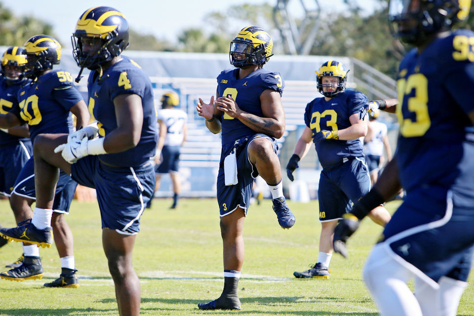 Michigan\u0027s 2018 football roster, by position MLive
