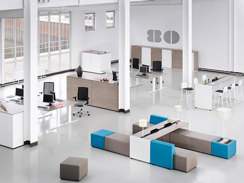 Assmann Büromöbel Office Furniture Highlights, News And Trends