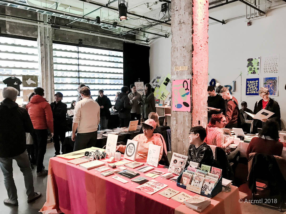 Pop Up Book Fair Montreal Volume 1 Mtl Art And The Book 2018 Expozine