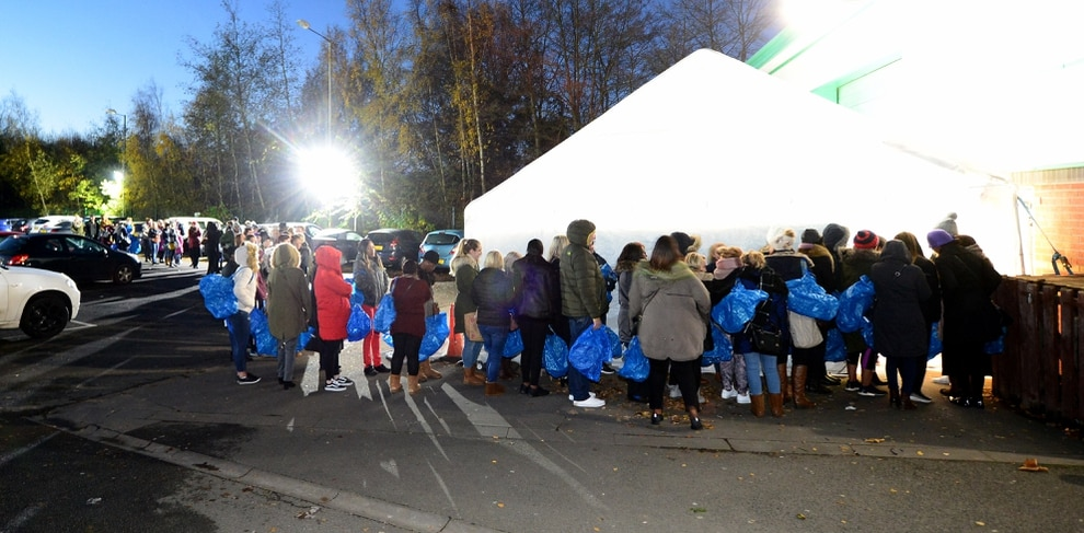 Ikea Blue Bag Black Friday: Cannock's Newlife Store Is Swamped, But High