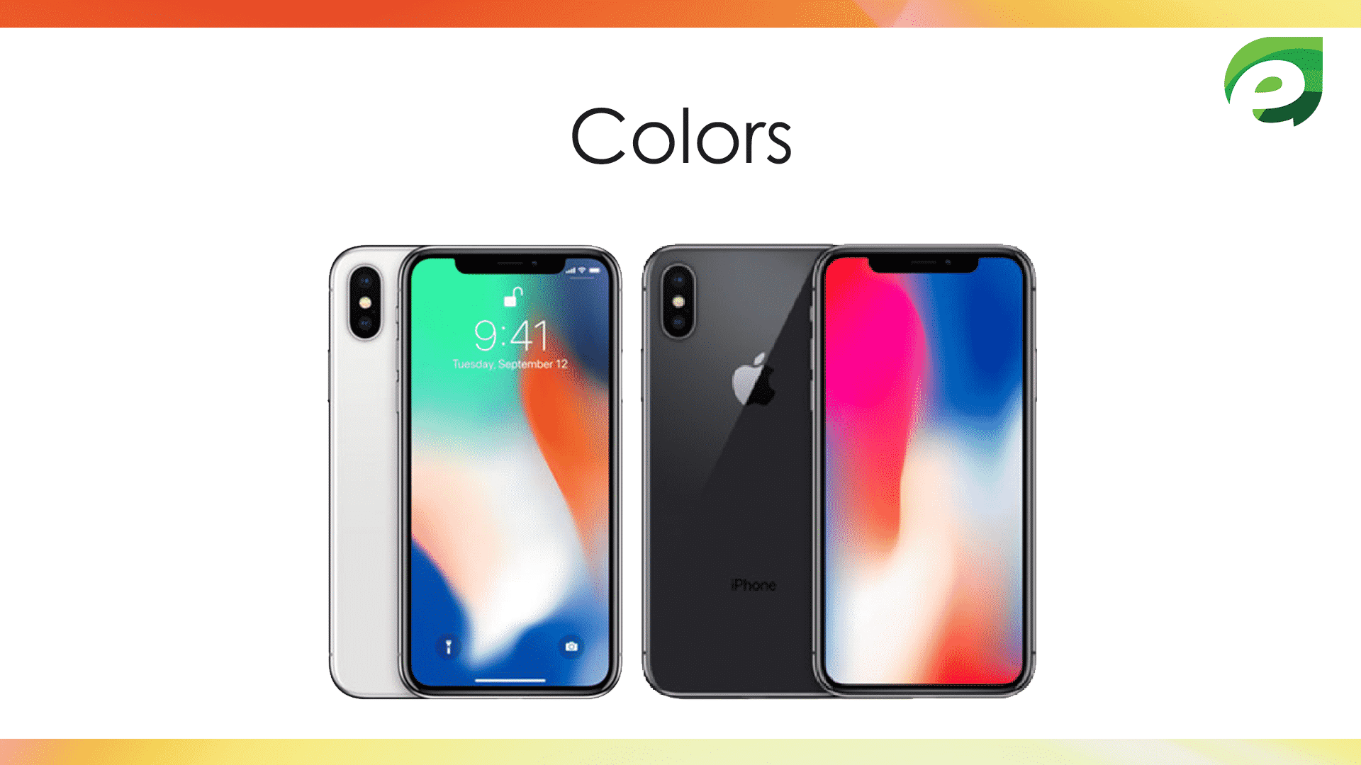 Iphone X Features Iphone X All The Features Specifications And Latest News
