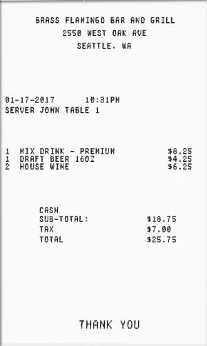 ExpressExpense - Custom Receipt Maker