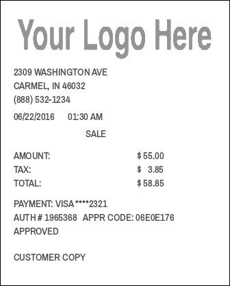 Logo-receipt ExpressExpense - Custom Receipt Maker - How Do You Make A Receipt