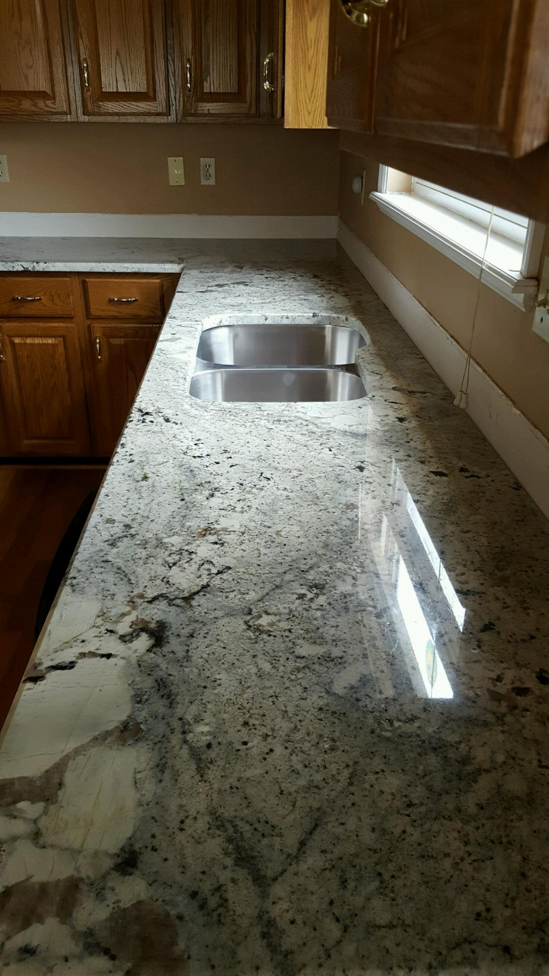 Island In Kitchen Or Not Granite Kitchen Countertop | Gallery | Granite Slabs | O