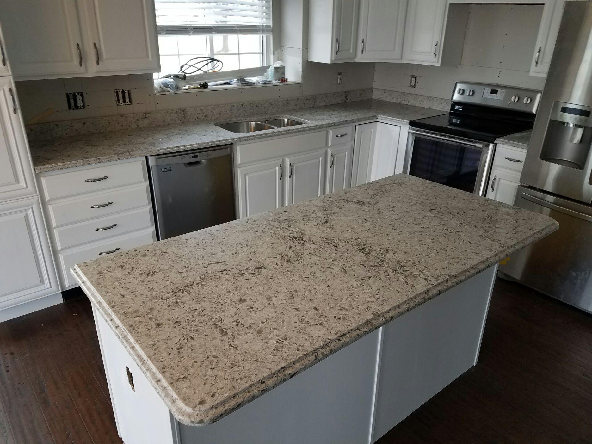 What Is Quartz Countertops Made Of Quartz Kitchen Gallery Quartz Countertops O 39fallon