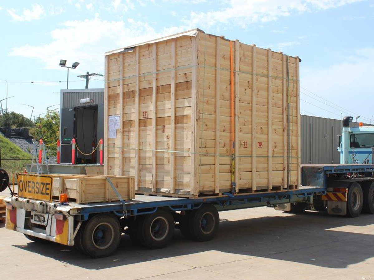 Timber Crates For Sale Crates Express Pallets And Crates Brisbane