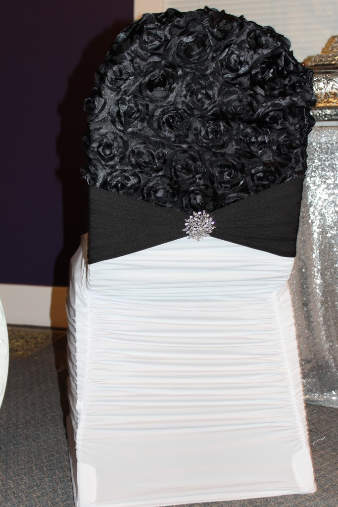 Diamond Chair Chair Covers, Bands And Sashes | Exquisite Events And