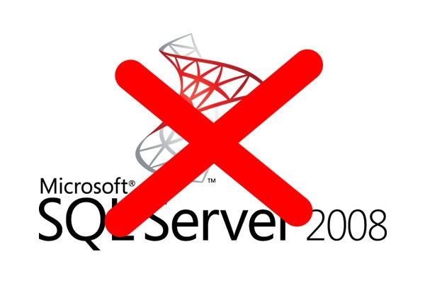 Microsoft announce end-of-life support for SQL Server 2008 and
