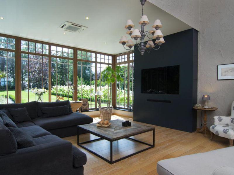 Extension de Maison en Bois en Belgique Idées et Prix - Cout Annexe Construction Maison