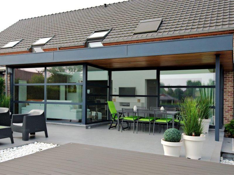 Extension de Maison en Bois en Belgique Idées et Prix