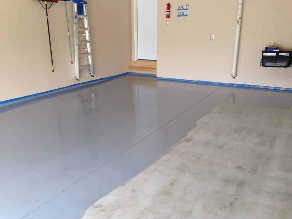 Garage Floor Paint Gloss E183hb Epoxy Floor Coating Quick Set High Build 11 Colors
